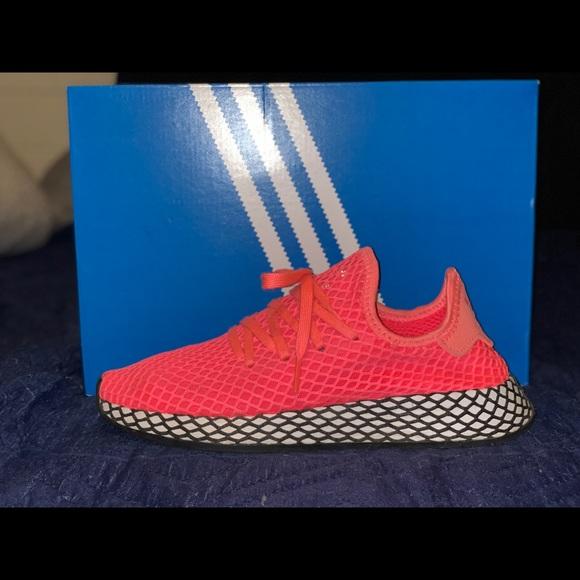 buty skate zniżki z fabryki nieźle Adidas Deerupt Runner Junior
